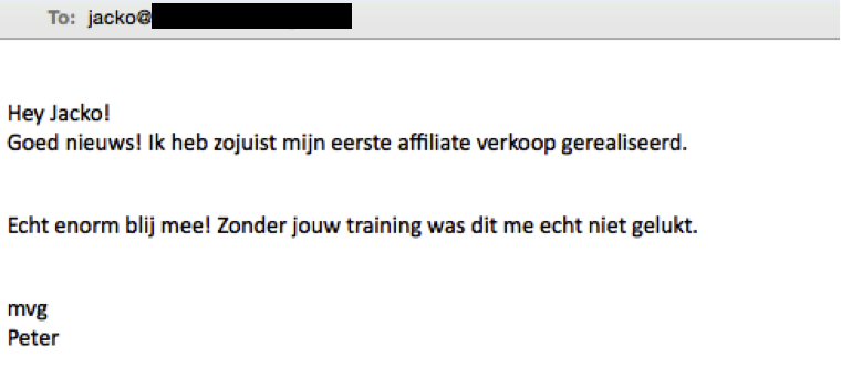 internet succes gids review